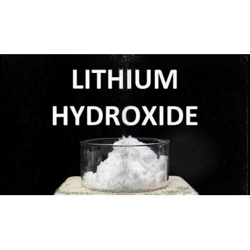 demand for lithium hydroxide