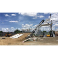 40 High Efficiency Removable Concrete Batching Plant
