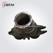 China for IHI Spare Parts IHI Concrete Pump Parts Y Shape Pipe Valve export to Turkmenistan Manufacturer