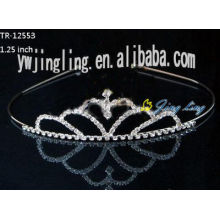 Jingling small Wedding Tiara Crown for sale