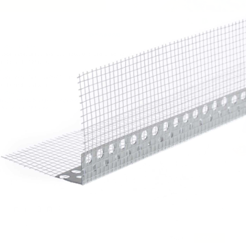 PVC Corner Bead With Fiberglass Mesh For Wall