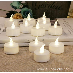 Battery operated led color changing candles