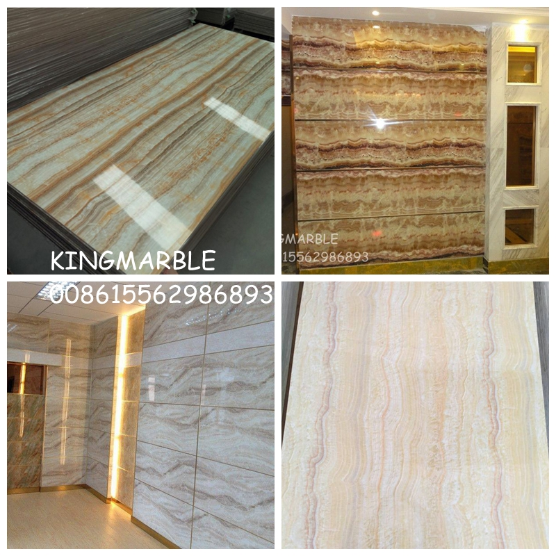 eco friendly easy install uv marble pvc sheet