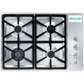 Miele SS Built-in Gas Cooktop 4 Burner