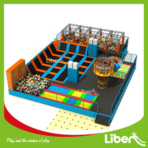 Netherlands Indoor Trampoline Park for Sale