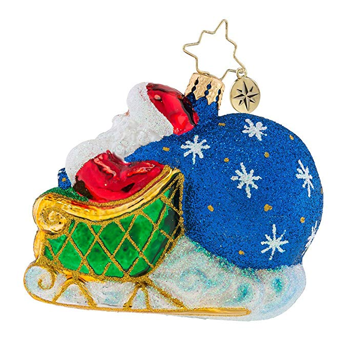 Santa Claus Ornaments