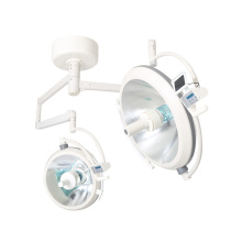 Excellent quality for Double Dome Halogen Operating Lamp Center Camera Type Double Dome Halogen Operating Light export to Tuvalu Factories