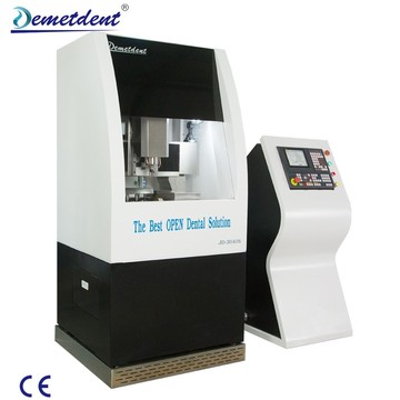 4 Axis CAD CAM dental milling machine