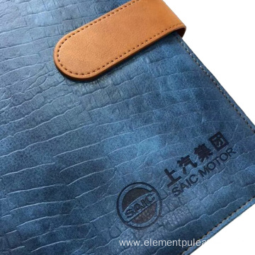 Printed Pu Leather Labels For Garment