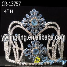 Wholesale And Custom Snowflake Shape Christmas Crown