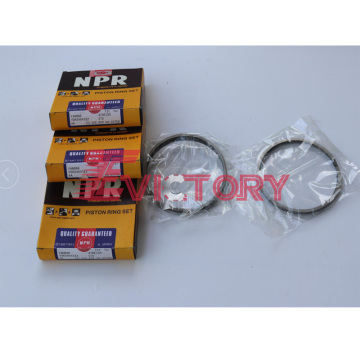 YANMAR engine piston 3T90 piston ring