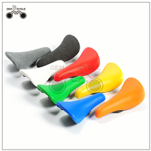 fixed gear bike colorful bicycle saddle