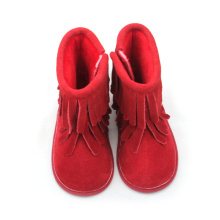 China Top 10 for Winter Baby Boots Baby Walkers Children's Shoes Baby boots supply to South Korea Factory