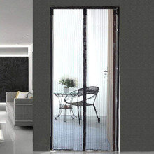 Zone Hardware Magnetic Flywire Door Curtain