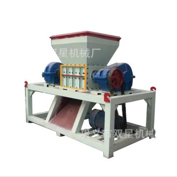 industrial waste rubber shredder equipment for sale