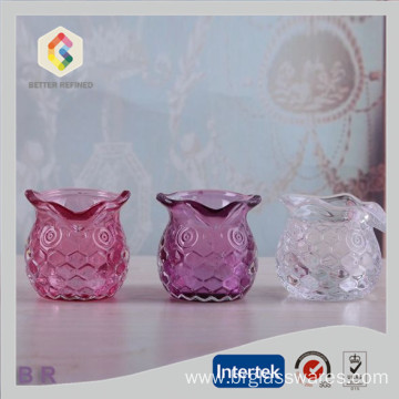 OEM for Votive Holder Unique Animal Shaped Tea Light Holders supply to Indonesia Manufacturer