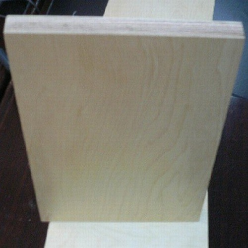 Plywood with Birch Face and Back