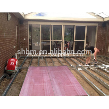 High Strength  18mm 20mm MgO Floor Board