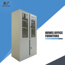 OEM for Swing Door Cupboard Metal office file cabinets KD steel cupboards export to Libya Wholesale