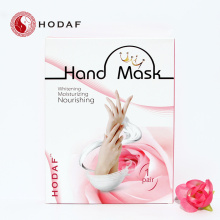 High Efficiency Factory for Soften Skin Hand Mask Glove Beauty treatment gloves for hand moisturizing hand mask supply to United States Manufacturers