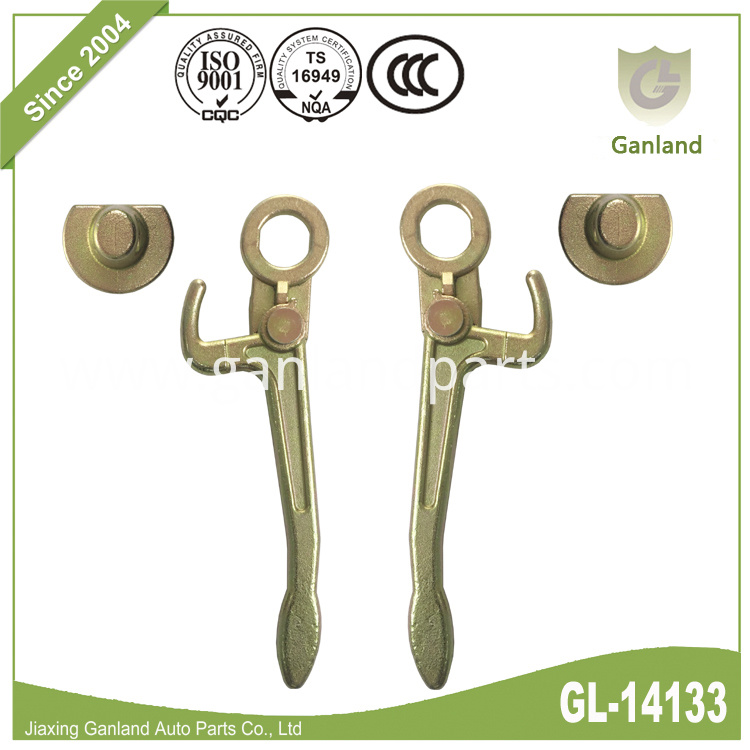 Colored-plating Tailboard Fastener GL-14133