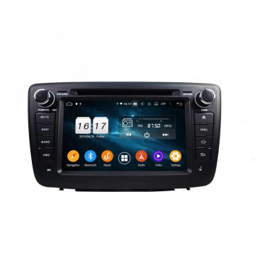 I-Baleno 2016-2018 umdlali we-auto multimedia dvd player