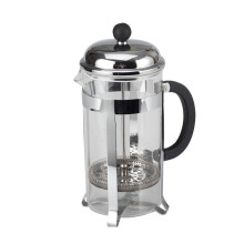 French Press Coffee Maker With Stainless Steel Filter