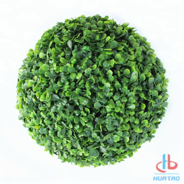 factory low price Used for Outdoor Artificial Grass Ball Decorative Artificial Plant Ball export to Japan Manufacturer