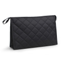 Cosmetics Pouch Travel Case Quilted Makeup Bags