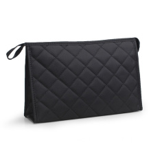 Supply for Travel Cosmetic Bags Cosmetics Pouch Travel Case Quilted Makeup Bags export to Seychelles Factory
