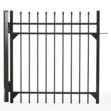 wrought iron fence specification