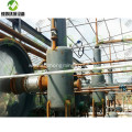 Waste Plastic Pyrolysis to Fuel Oil Machine