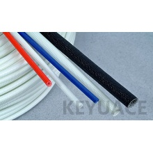 Silicone Coated Fiber Glass Braided Tube Insulation