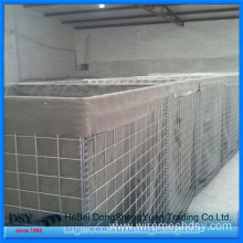 Fast Delivery for China Galvanizing Hesco Barrier and Military Sand Wall Hesco Barrier Supplier Flood Prevention Gabion Blast Wall Security System supply to United Arab Emirates Importers