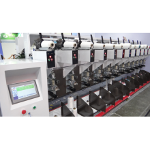 High definition Cheap Price for Bobbin Hard Winding Machine Intelligent High speed Electronic Yarn Guide Winding Machine export to Namibia Suppliers