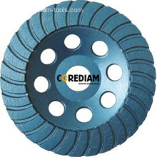 115mm Turbo Cup Wheel with High Quality