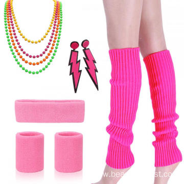 80s Outfit - Womens 80s Fancy Accessories Set