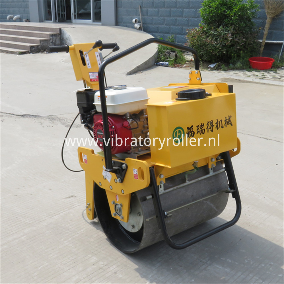 Compacting Roller Machine