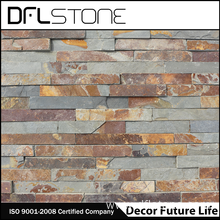 Best quality and factory for Splitface Stone,Stone Cladding,Stacked Stone Manufacturer in China Cheap Natural Stone Veneer Panels for Outside Wall export to Indonesia Manufacturers