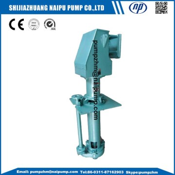 vertical slurry pump SP type