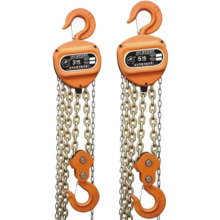 ODM for Triangle HSC Type 2 Ton Chain Block HSC Good Quality Chain Hoist Block supply to Germany Factory
