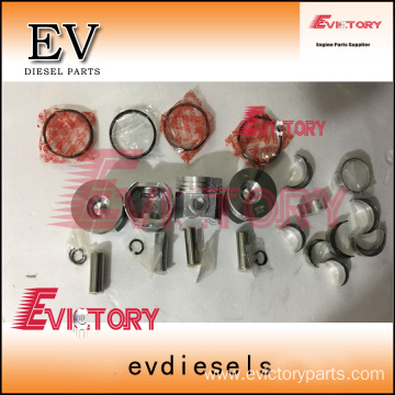 KUBOTA engine piston V2403DI Piston ring