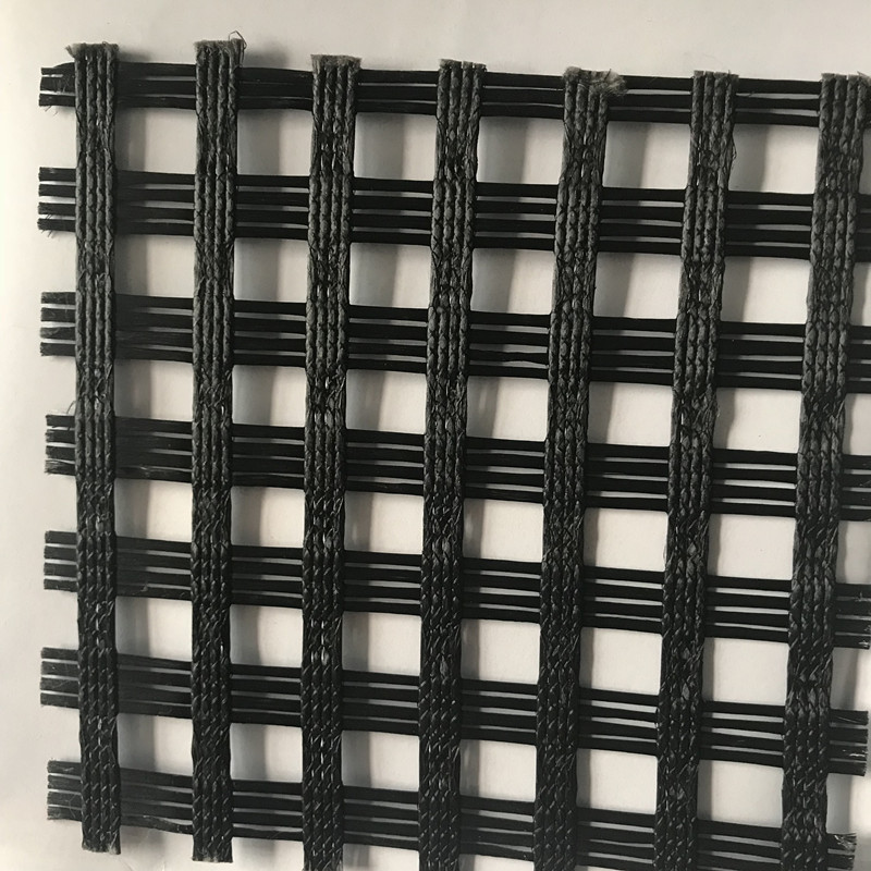 Walls & Slope Reinforcement Uniaxial PET Geogrids