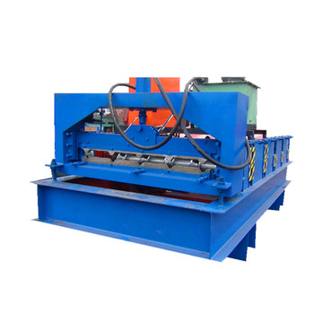 Horizontal hydraulic arc bed forming machine