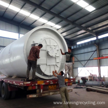 Lanning Plastic Recycling Machines Sale