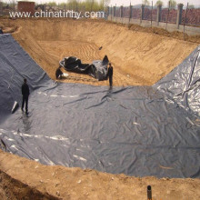 0.75mm HDPE geomembrane as shrimp pond liner