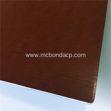 MC Bond Metal Composite Panel CNC Cutting