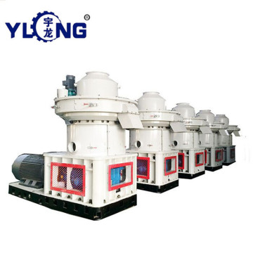 220kw biomass wooden biofuel pellet making machine price