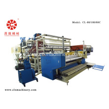 Reliable for 2000MM Plastic Stretch Film Machine Unit Machiney For LLDPE Packing Plastic Film export to Japan Wholesale