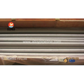 B677 N08904 Stainless Steel Seamless Tube
